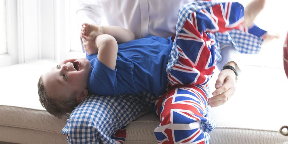 PJ-s Union Jack Pyjamas