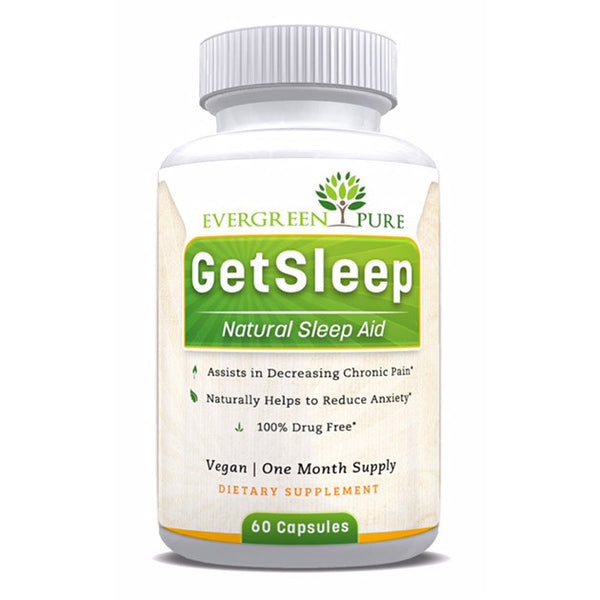 GetSleep Natural Sleep Aid