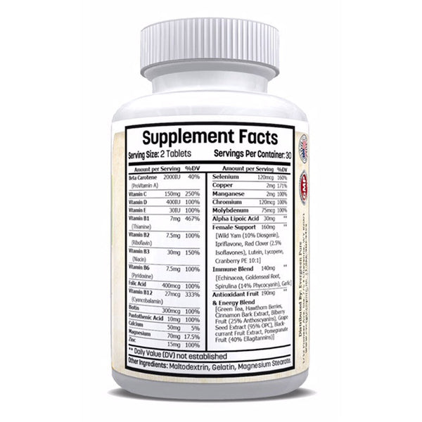 Multivitamin Supplement
