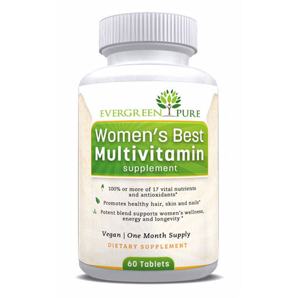 Best Food Based Women S Multivitamin