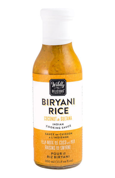Biryani Rice, Indian Cooking Sauce
