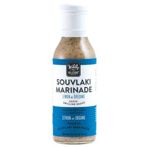 Lemon & Oregano Greek Souvlaki Marinade