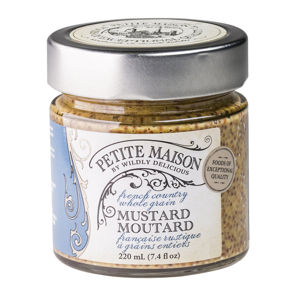 French Country Whole Grain Mustard