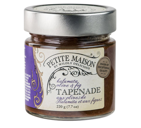 Kalamata Olive & Fig Tapenade