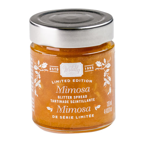 "Limited Edition ""Mimosa"" Glitter Spread"