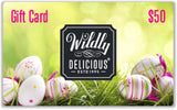 Gift Card - Happy Easter