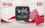 Gift Card - For the Love of Food