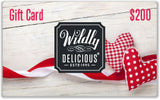 Gift Card - Happy Valentine's Day!