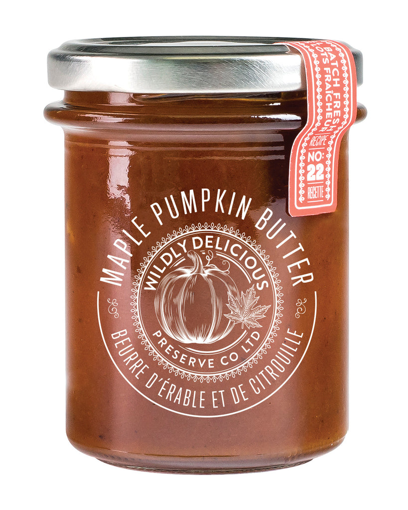 pumpkin butter v
