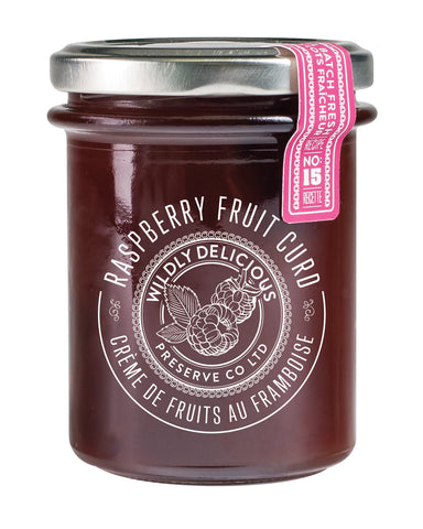 Raspberry Fruit Curd