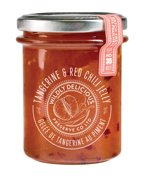 Tangerine & Red Chili Jelly