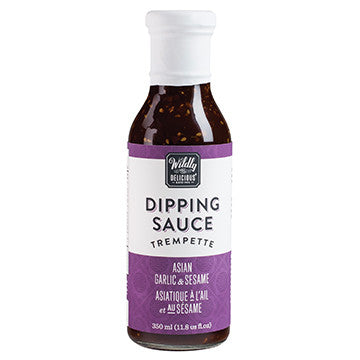 Asian Garlic & Sesame Dipping Sauce
