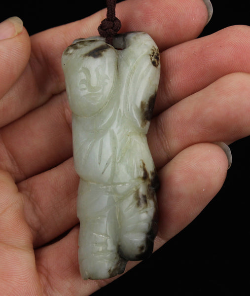 Fire Jade Wise Man Toggle