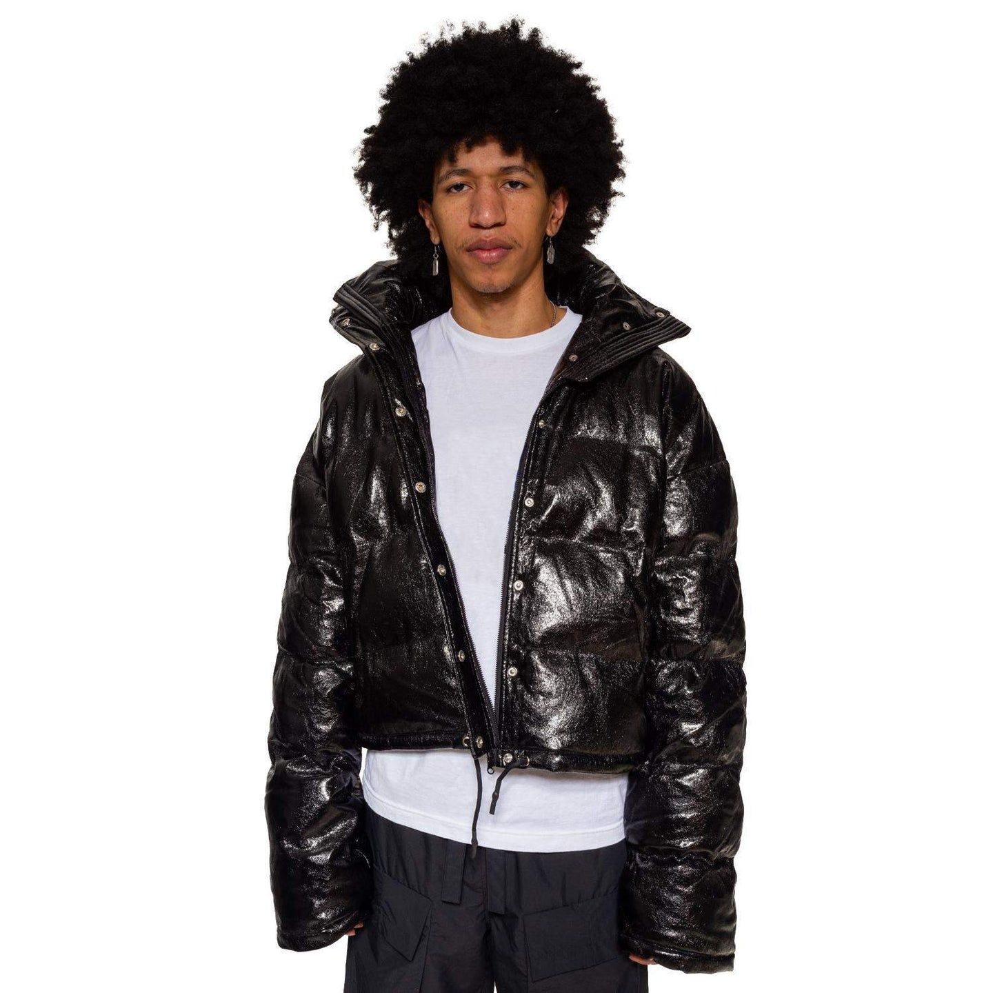 R/L Bubble Jacket (Black)