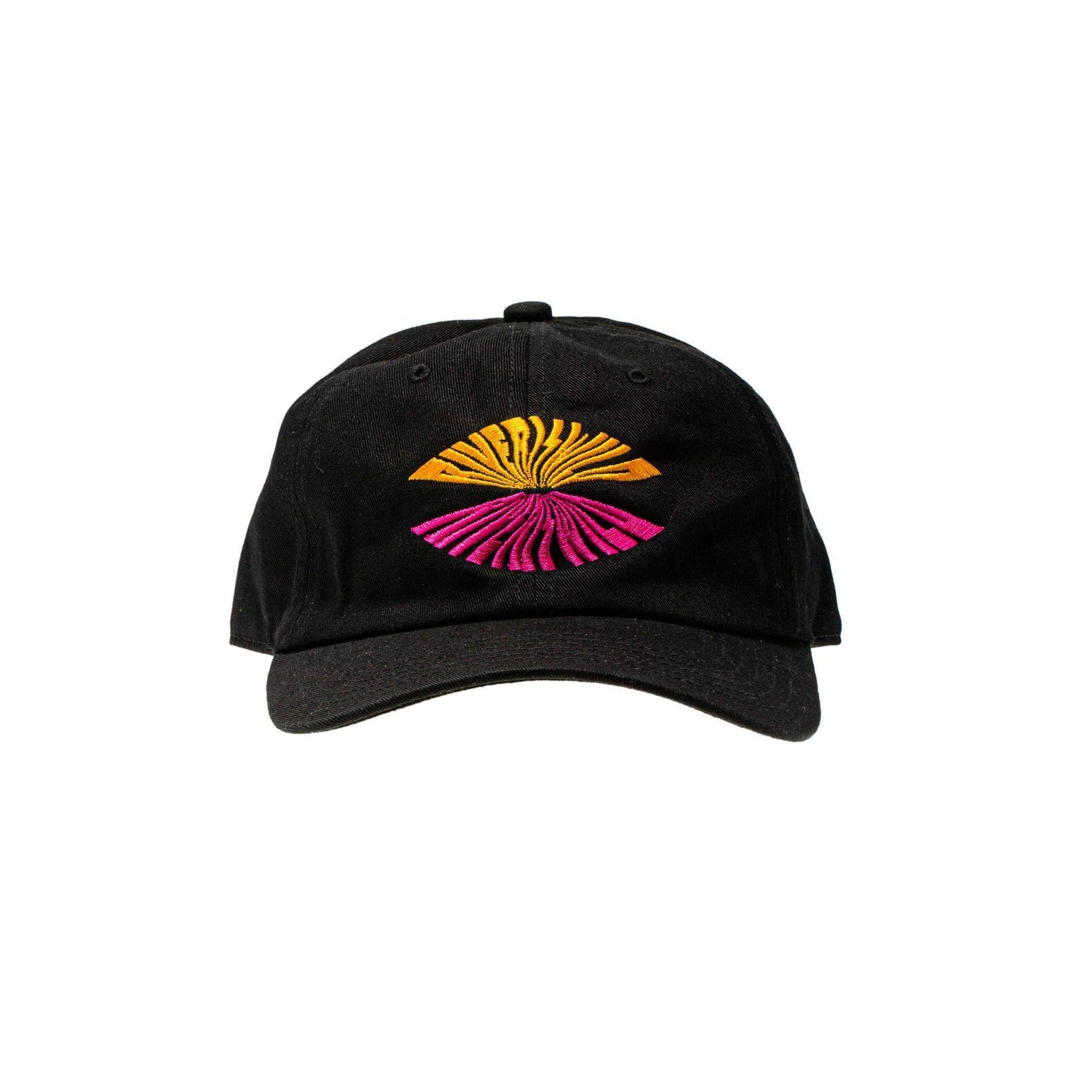 Wave Logo Hat Blackw`