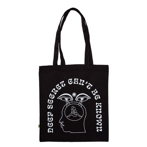 Deep Secret Revenge Tote (Black)