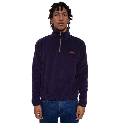Atlas Zip Sweater