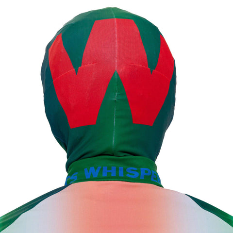 Ghost Morph Mask (Green/Red)