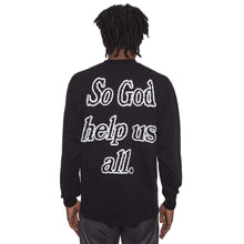 Cry For Help Long Sleeve (Puff Print)