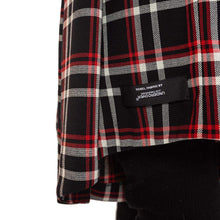 Black Check Undercover Shorts