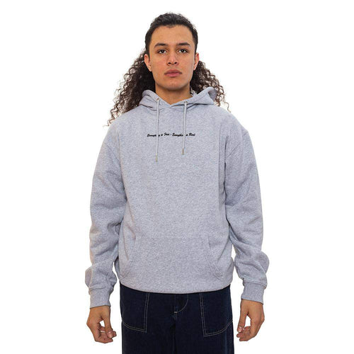 Death Valley Heather Grey Hoodie