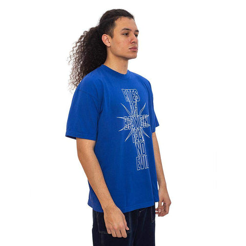 No Evil Blue T-Shirt