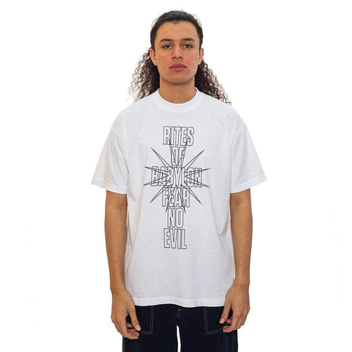 No Evil White T-Shirt