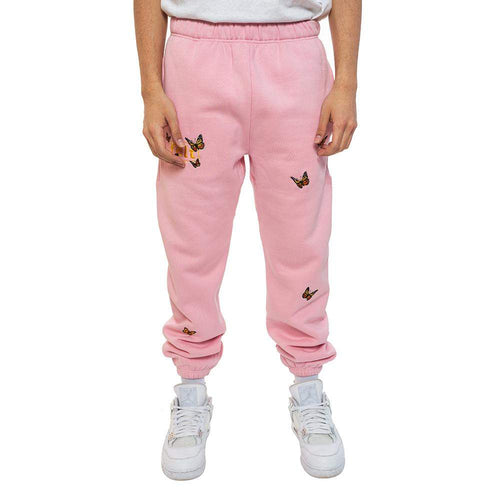 Pink Butterfly Sweatpant