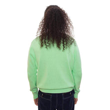 Carrot Knit Sweater Sage Green