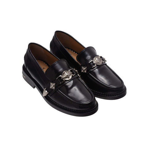 Low-Heel Loafers