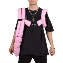 Pink Harness Bag