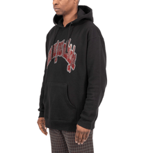 Come Out Past Midnight Rhinestone Hoodie