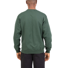 God Is Good. God Is Great. Forest green Champion Crewneck