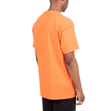 Greed Is Good Orange Tee
