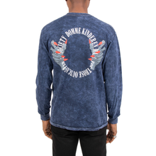 Come Out Past Midnight Rhinestone Longsleeve