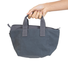 Grey Porter Edition Pouch Tote