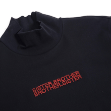 Brother-Sister Embroidered Sweatshirt