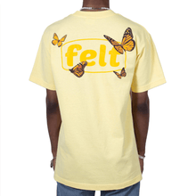 BUTTERFLY BUTTER WORK T-SHIRT