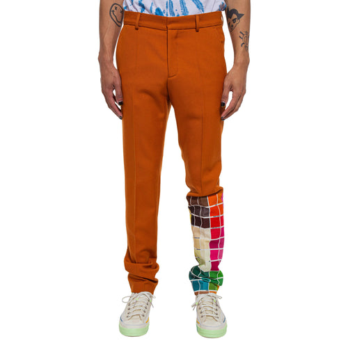 Sharp Trousers Rust