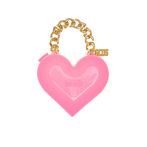 PINK MUSE HEART BAG