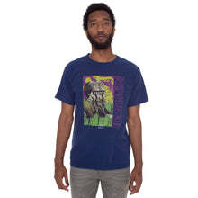 Purple Fara Bale T-Shirt