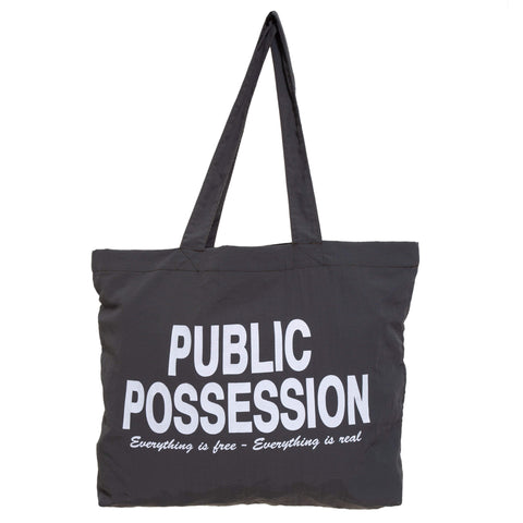 """Free & Real"" Tote"