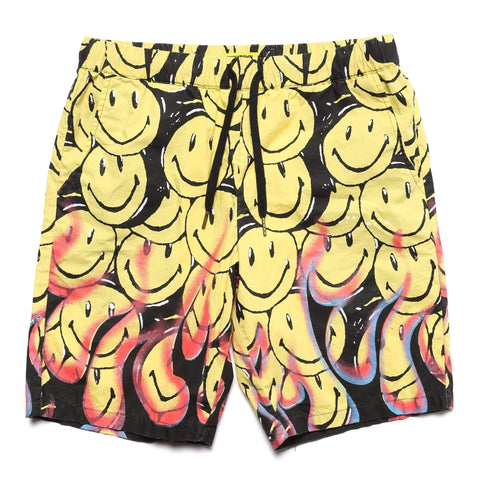 SMILEY FLAMES SHORT