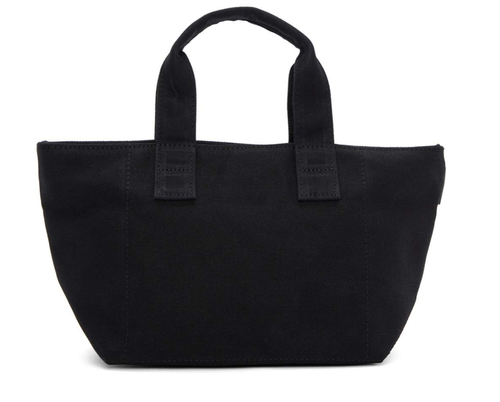 Black Porter Edition Canvas Tote