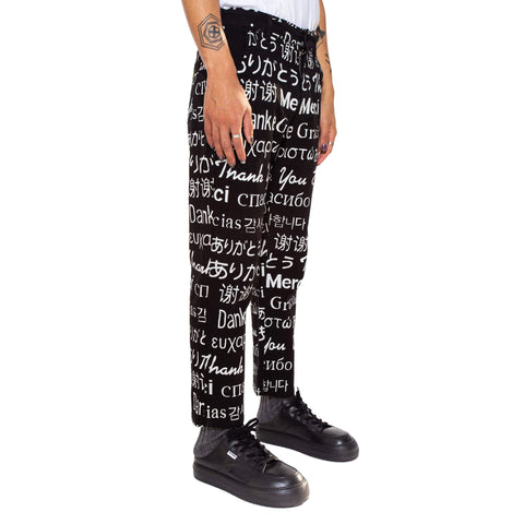 Multi Language Pant