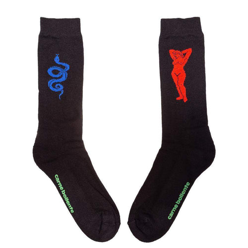Flash Gorgon Sock