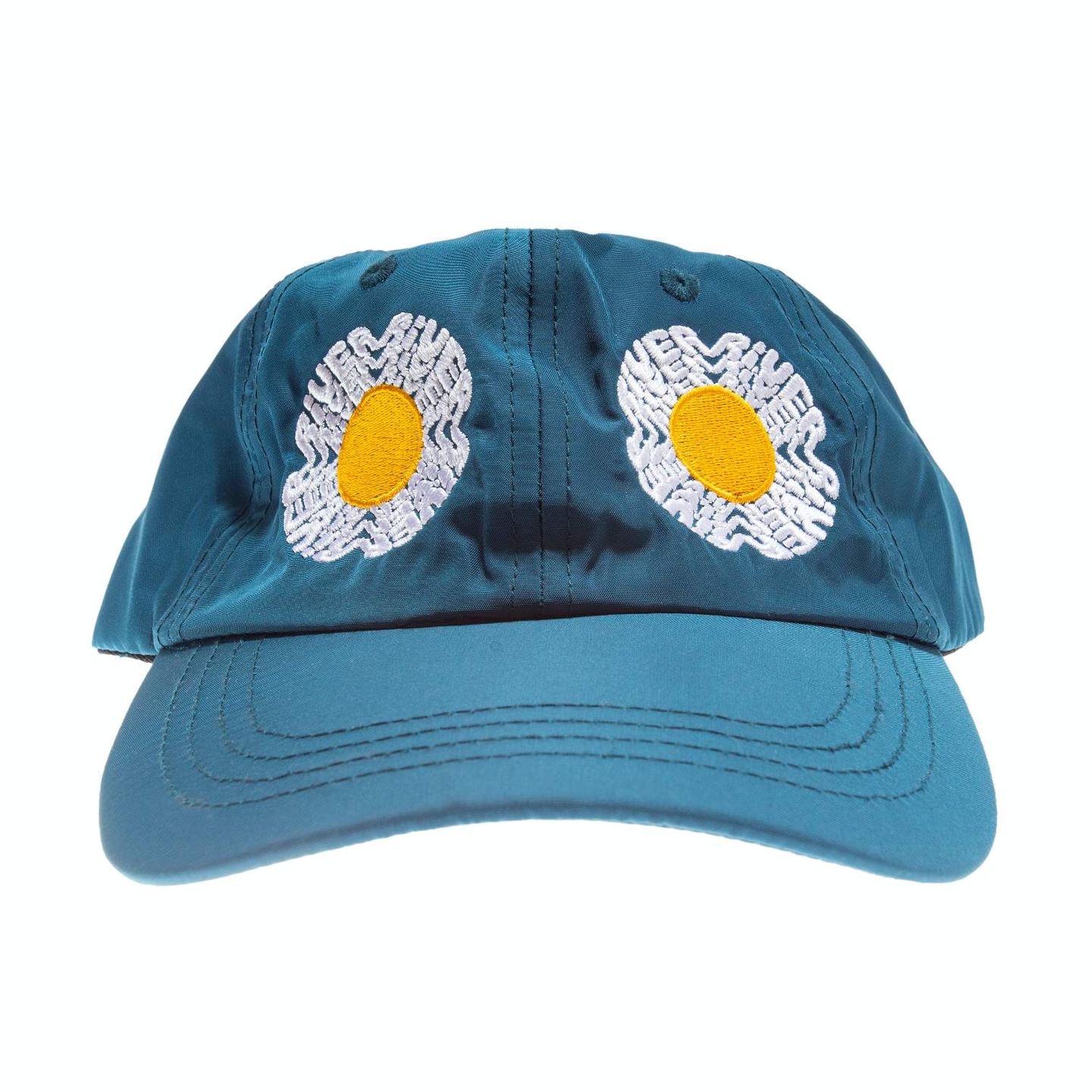 BLOOM HAT (TEAL)