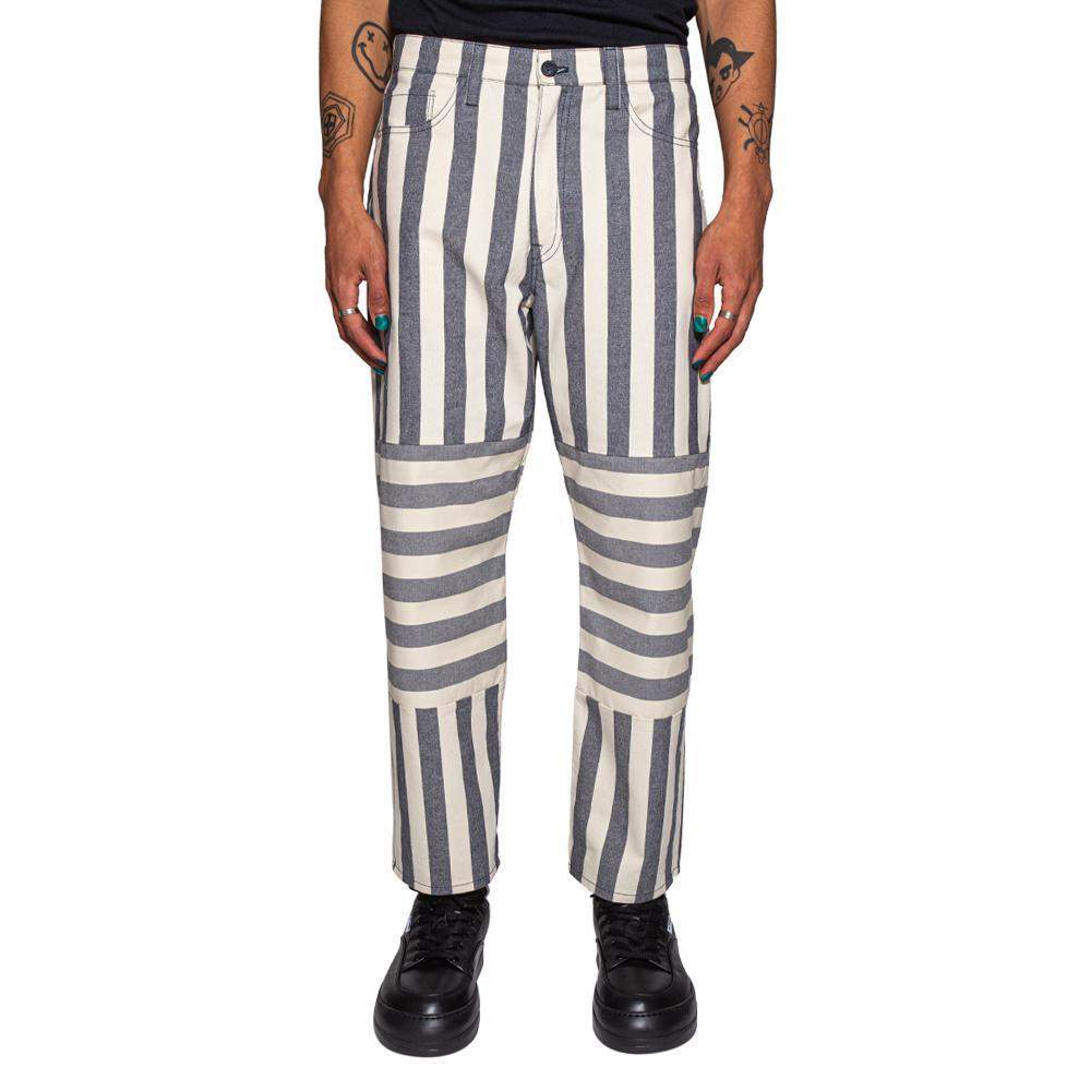 Striped Classic Pants