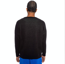 Thermal Vision Oversized Wool Knit Sweater