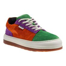 Dreamy Low-Top Multicolor Suede
